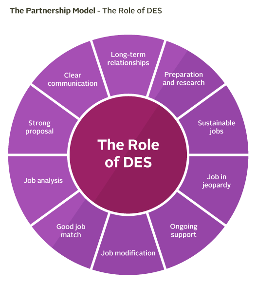 The Partnership Model - The Role of DES